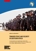 Towards peace and security in Southern Africa