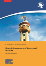 Shared governance of peace and security