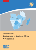 South Africa in Southern Africa