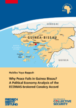 Why peace fails in Guinea Bissau?