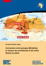 Connexions entre groupes djihadistes et réseaux de contrebande et de trafics illicites au Sahel