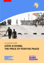 Côte d'Ivoire, the price of positive peace