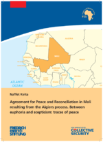 Agreement for peace and reconciliation in Mali resulting from the Algiers process