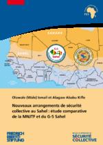 Nouveaux arrangements de sécurité collective au Sahel