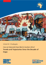 How can democratic peace work in Southern Africa?